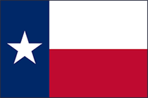 state of texas flag